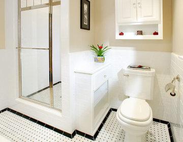 1920's Bathroom Remodel