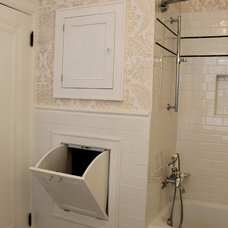 Traditional Bathroom by GO Architectural Design / GO Design GO Build