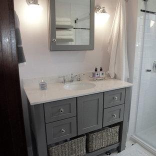 Fotos de baños   Diseños de baños de estilo americano