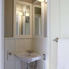 Traditional Bathroom by Koch Architects, Inc.  Joanne Koch