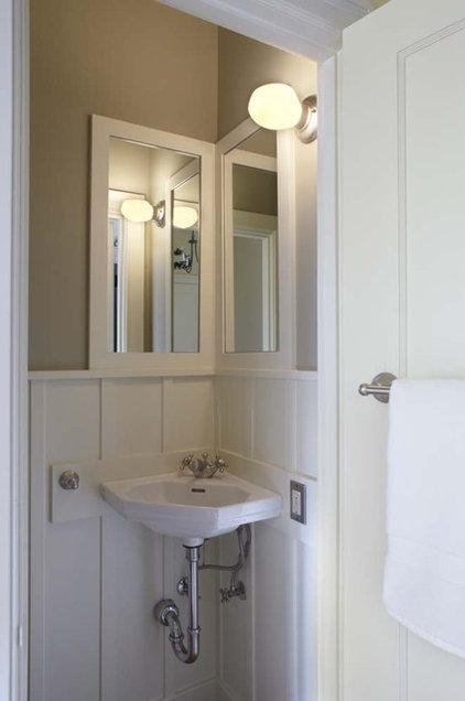Traditional Bathroom by Koch Architects, Inc.  Joanne Koch