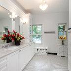 Mid Century Modern In Lincoln Midcentury Bathroom