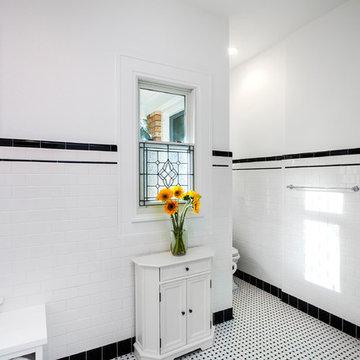 1920's Vintage Master Bath