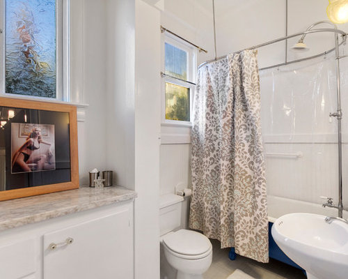 Arts And Crafts Floral Shower Curtain Home Design Ideas Photos