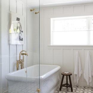 church bathroom designs. 1930s Church Home Revival Bathroom Designs