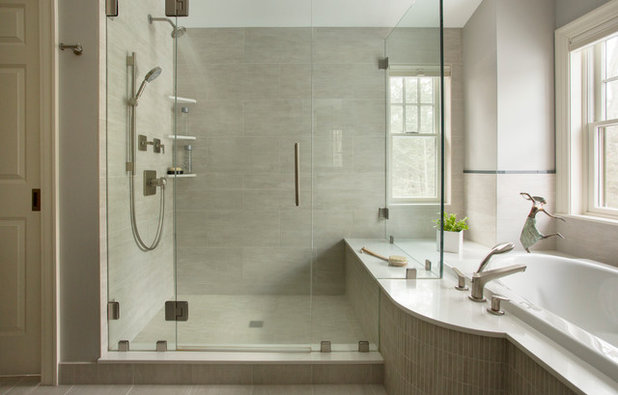 Contemporary Bathroom by Thomas Buckborough & Associates