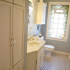 Traditional Bathroom by Laurie Jones - House to your Home