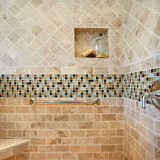 Traditional Bathroom by Connie Long Interiors