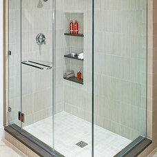 Contemporary Bathroom by Wentworth, Inc.