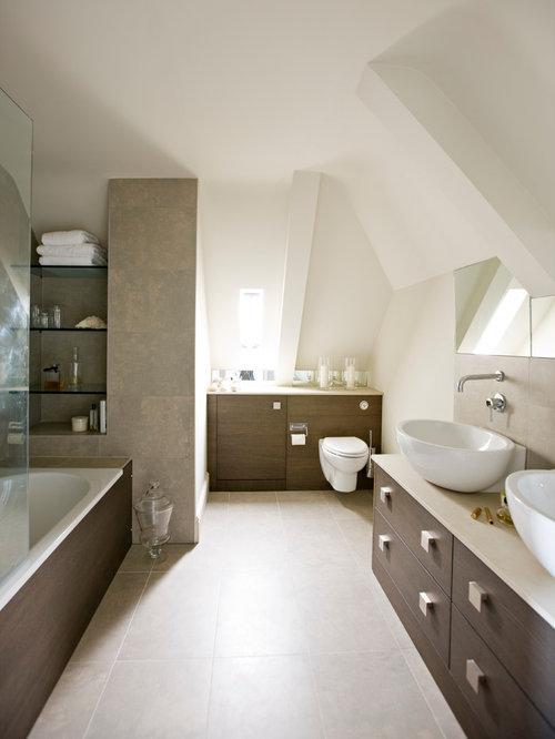 Baignoire Salle De Bain Design: Une salle de bain zen et d? co m ...