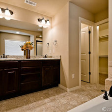 Traditional Bathroom by Riverwood Homes