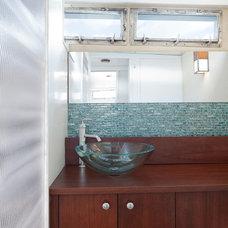Contemporary Bathroom by Anthony Michael Interior Design, Ltd.