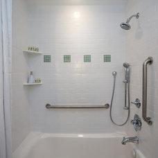 Modern Bathroom by ORFIELD DESIGN