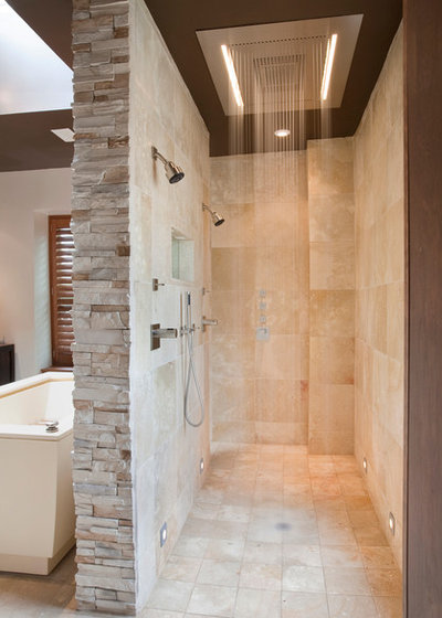 Contemporary Bathroom by ART Design Build