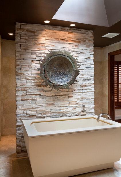 Contemporary Bathroom by ART Design Build