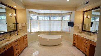 1st Class Luxury Spa Bathroom