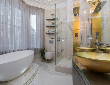 2 Bathrooms installation