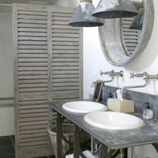 Beach Style Bathroom by Artisan of Seagrove