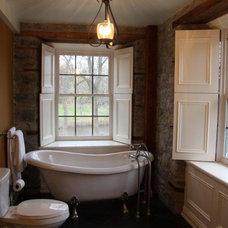 Traditional Bathroom by Arrowhead Development Company Ltd