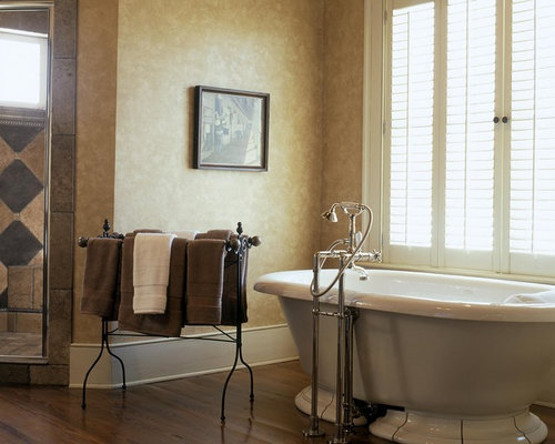 Inspiration For A Timeless Freestanding Bathtub Remodel In Boston