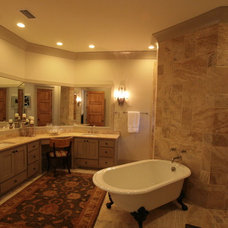 Traditional Bathroom by Chatham Home Planning