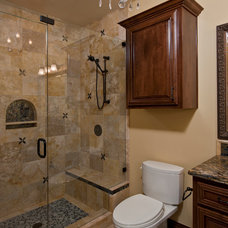 Traditional Bathroom by Jenkins Custom Homes