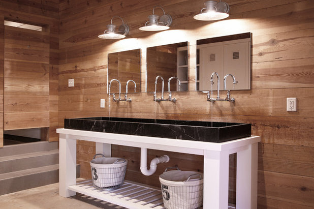 Contemporary Bathroom by Inspirations Kitchen and Bath
