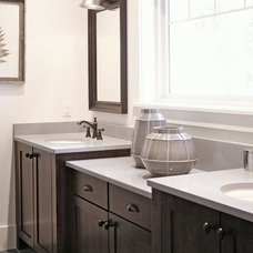 Traditional Bathroom by Inspirations Kitchen and Bath
