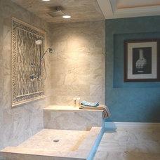Traditional Bathroom by Arteva Homes
