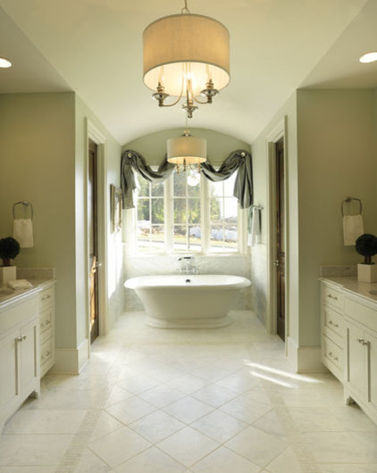 Traditional Bathroom by Castle Homes