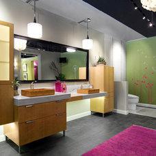 Contemporary Bathroom by Casafina Interiors