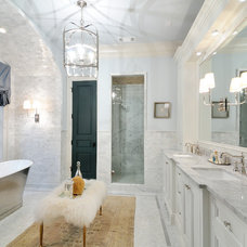 Traditional Bathroom by Insidesign