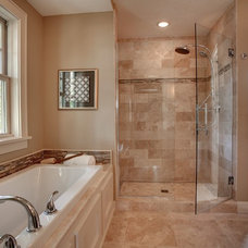 Contemporary Bathroom by Highmark Builders