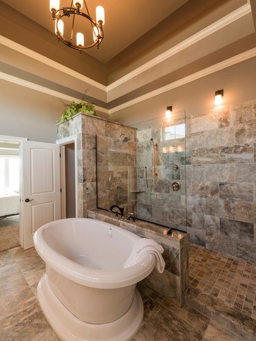American Olean Kendal Slate Contemporary Home Design Photos