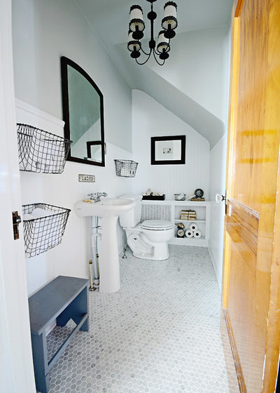 Rented homes 10 easy ways to refresh your bathroom - Mustard seed interiors ...