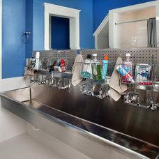Contemporary Bathroom by Sport Nobles Construction, Inc.