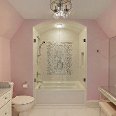 Traditional Bathroom by Oxford Development