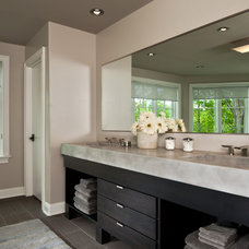 Contemporary Bathroom by Witt Construction