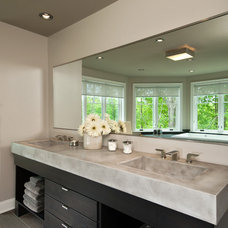 Contemporary Bathroom by Witt Construction