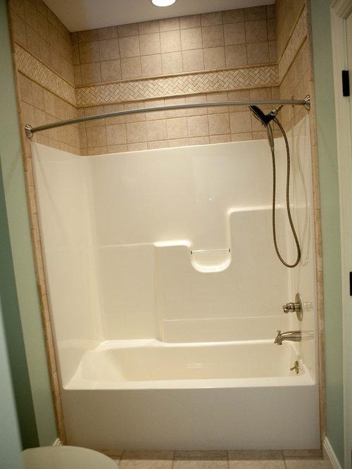Shower stall tiling ideas