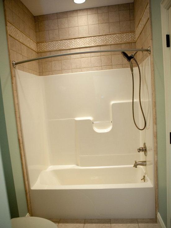 Fiberglass Tub Shower Houzz