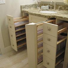 Contemporary Bathroom by Charleston Kitchen and Bath