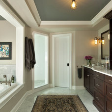 Traditional Bathroom by Witt Construction