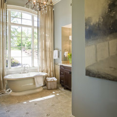 traditional bathroom by Dillard-Jones Builders, LLC