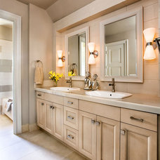 Traditional Bathroom by The WhiteHouse Collection