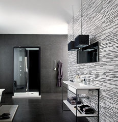 bathroom 2012 TIle Trends Photography - Coverings Preview