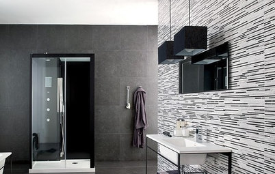 2012 Tile Trends: Bathroom