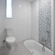 Modern Bathroom by ARC Design-Build, Inc.