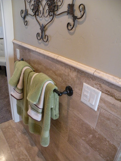 Traditional Bathroom by Old World Stone Imports