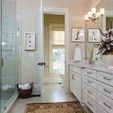 Traditional Bathroom by Dillard-Jones Builders, LLC